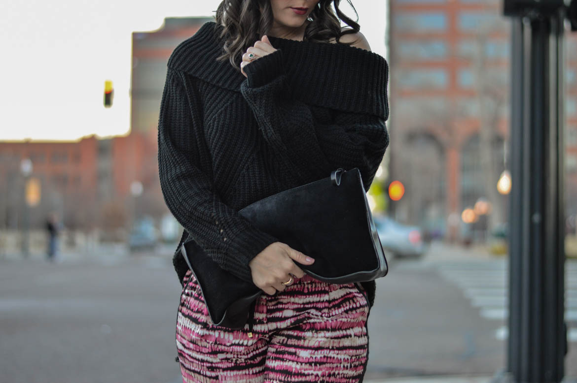 HOW TO DRESS UP YOUR COZY CASUAL PEICES